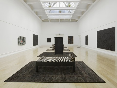 Rashid Johnson Shelter 2012