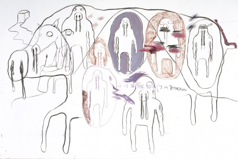 Bjarne Melgaard Untitled 2006 Les Super