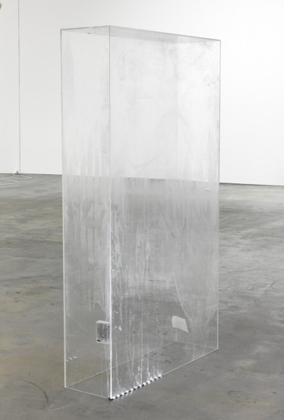 Yves Scherer Untitled 2013 Object and Environment