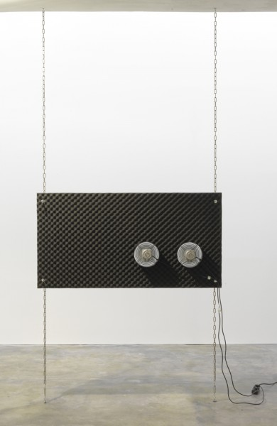 Yves Scherer Coolermaster Silencio II 2013 Object and Environment